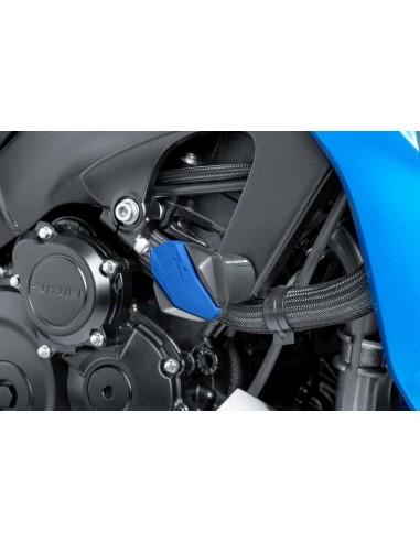 puig ricambio gommina protettiva tampone paratelaio mod. r12 colore blu