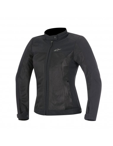 giacca moto alpinestars eloise women's air jacket black vendita online Como