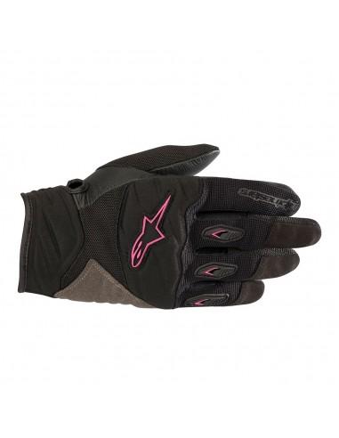 guanti moto alpinestars stella shore black fuchsia vendita online Como