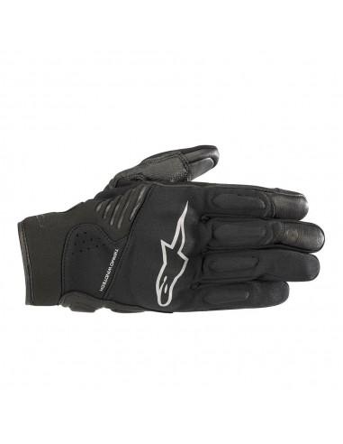 guanti moto alpinestars stella faster black black vendita online Como