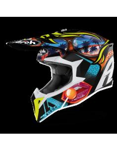 casco moto cross AIROH...