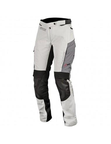 pantalone moto alpinestars stella andes v2 drystar pants white vendita online Como