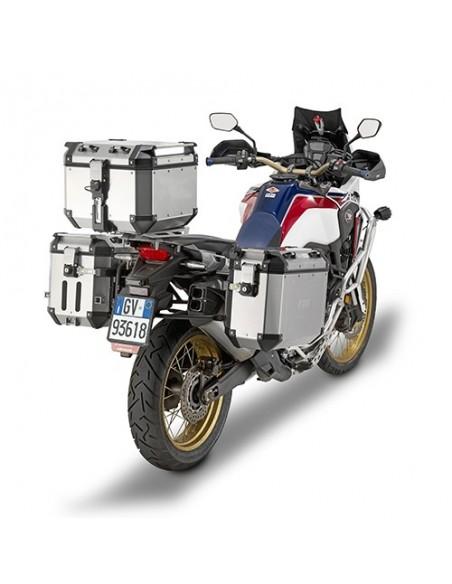 bauletti moto GIVI Trekker Outback 42 lt 2018