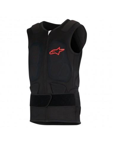 protezioni moto alpinestars track vest 2 black vendita online Como