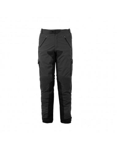 pantalone moto TUR P-one nero vendita online Como