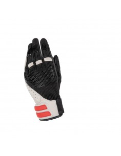 Guanto moto TUR G-two grigio vendita online Como