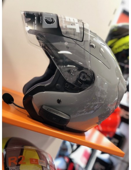 interfono casco moto CELLULAR LINE Shape X1 comunicazione pilota passeggero vendita online Como
