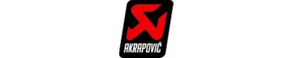 accessori moto akrapovic in vendita online