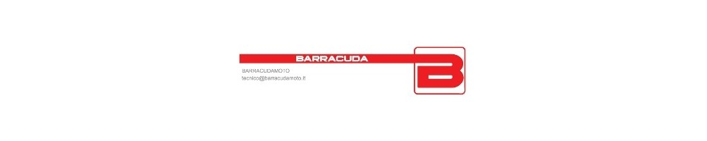 accessori moto barracuda in vendita online