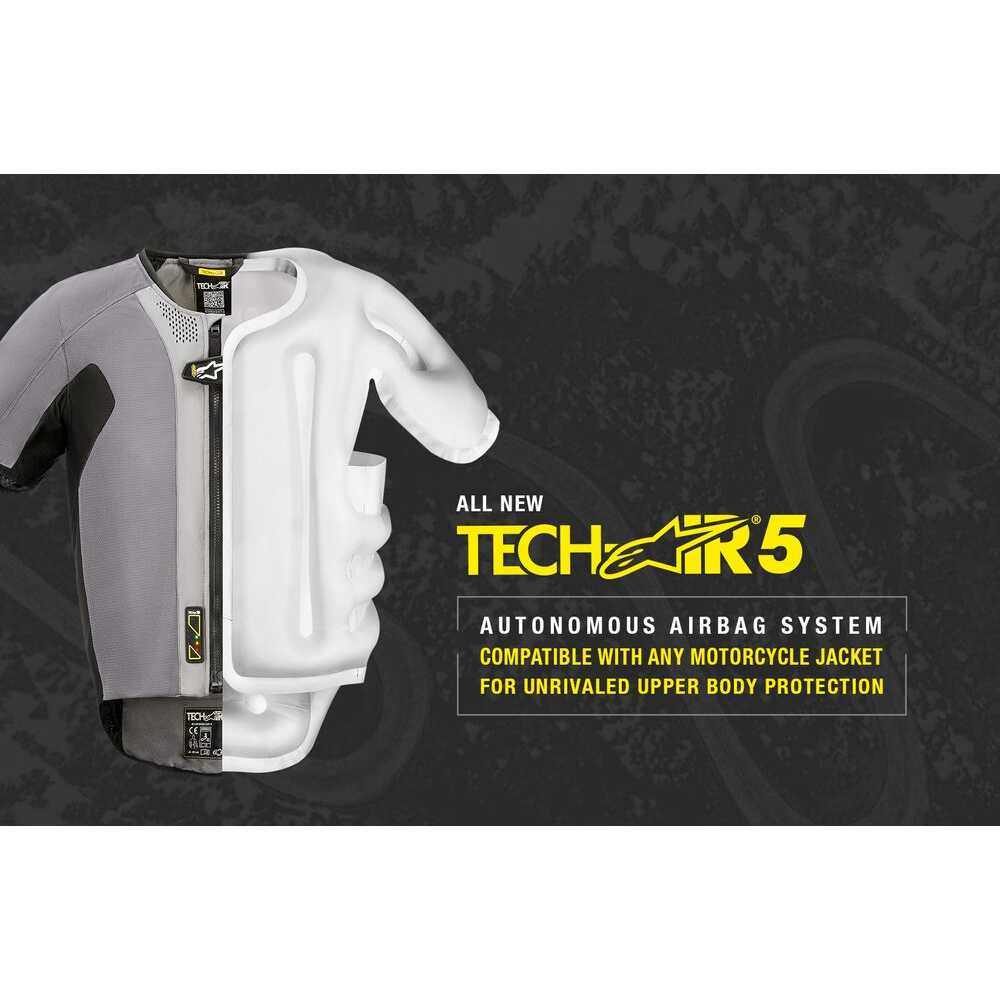 Alpinestar Tech Air race air bag